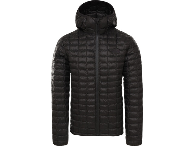The North Face ThermoBall Eco Hoodie Jacke Herren tnf black matte